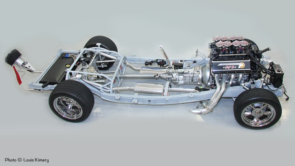 Che'Pon 557 Chassis